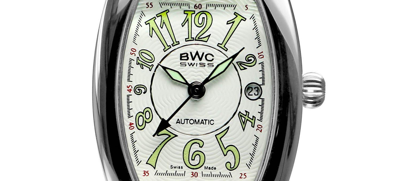 BWC-Swiss Damenuhr Automatik ETA 2671 - 20007.50.01