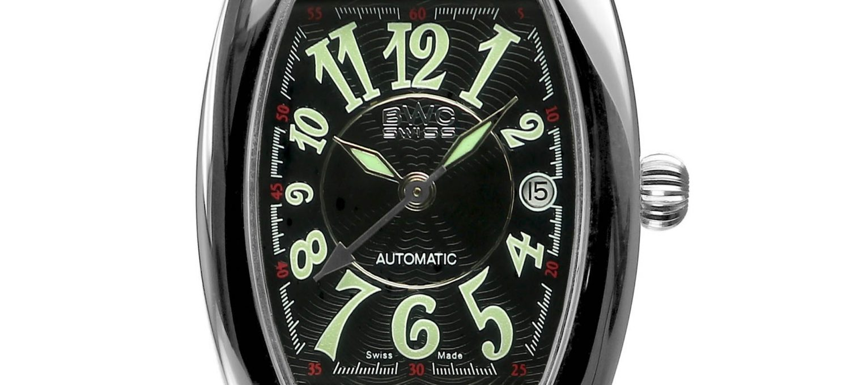 BWC-Swiss Damenuhr Automatik ETA 2671 - 20007.50.02