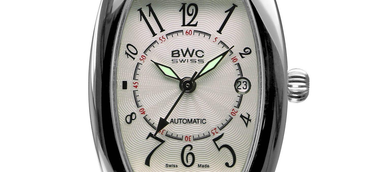 BWC-Swiss Damenuhr Automatik ETA 2671 - 20007.50.04