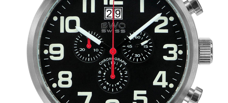 BWC-Swiss Quarz-Chronograph 20009.50.02