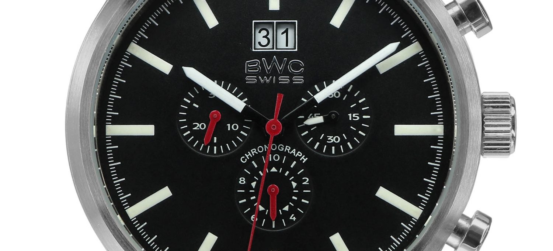 BWC-Swiss Quarz-Chronograph 20009.50.04