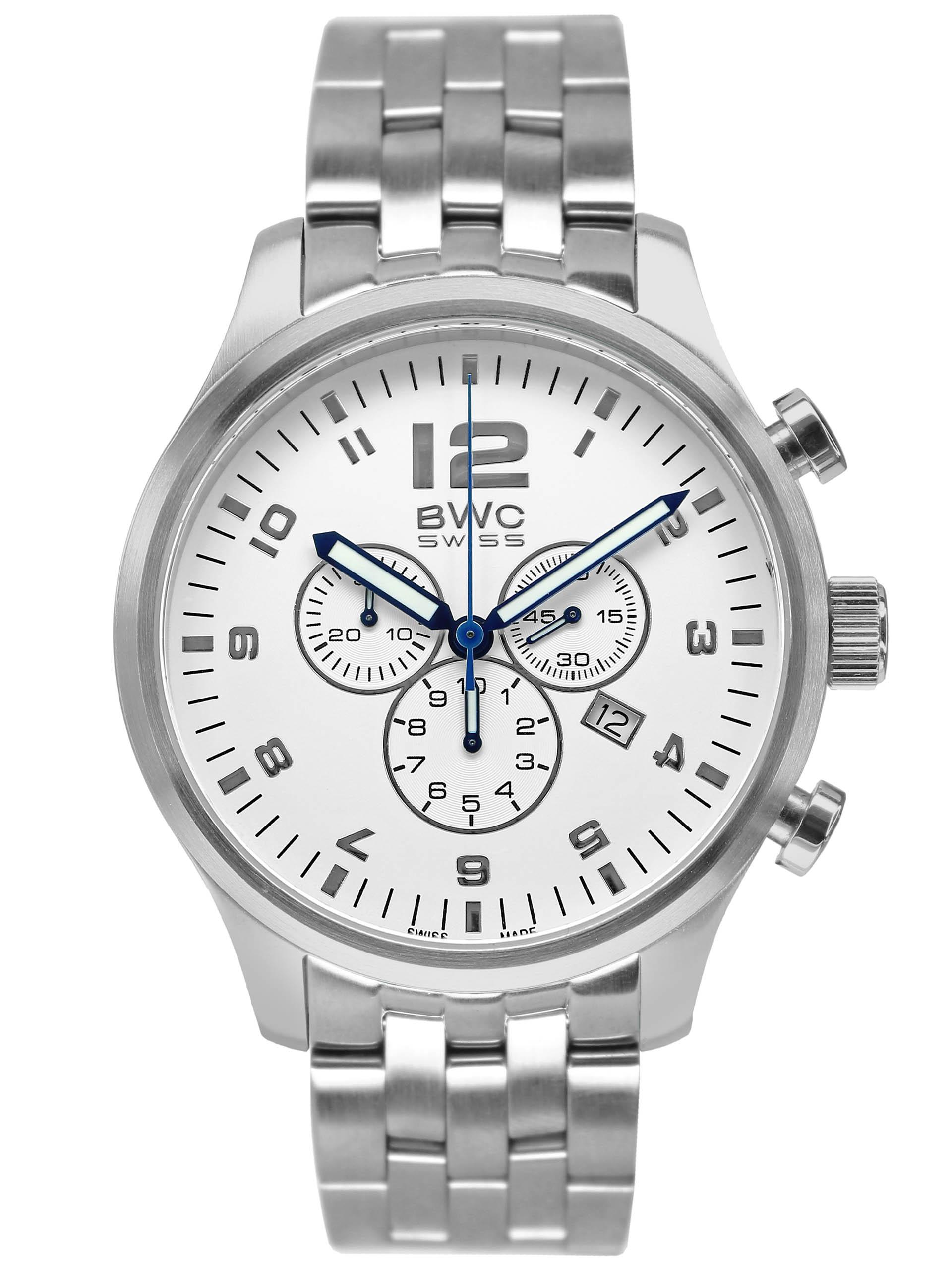 BWC-Swiss Quarz-Chronograph 20009.50.24