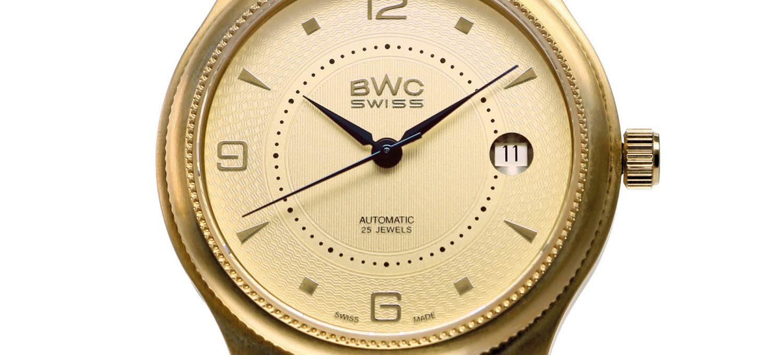 BWC-Swiss Automatikuhr ETA 2892.A2 - 20015.51.14