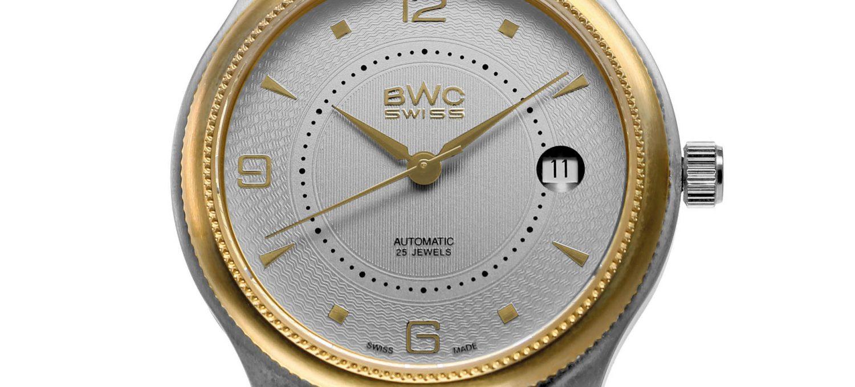 BWC-Swiss Automatikuhr ETA 2892.A2 - 20015.52.08