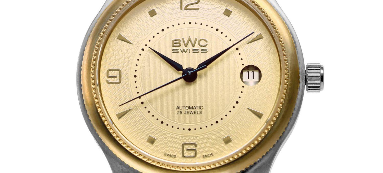 BWC-Swiss Automatikuhr ETA 2892.A2 - 20015.52.11