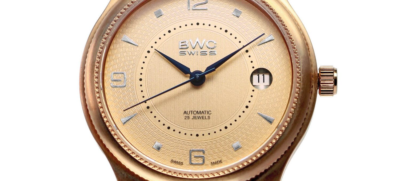 BWC-Swiss Automatikuhr 20015.57.15