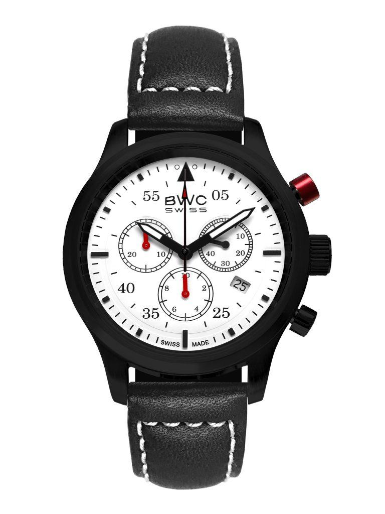 BWC-Swiss Quarz-Chronograph Ronda 5040.D 20017.54.46