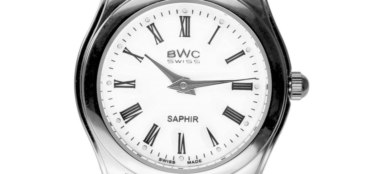 BWC-Swiss Damenuhr Ronda 1062 - 20039.50.02