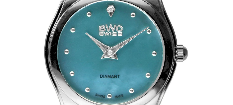 BWC-Swiss Damenuhr Ronda 1062 - 20039.50.05