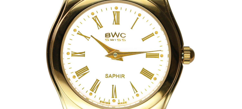BWC-Swiss Damenuhr Ronda 1062 - 20039.51.11