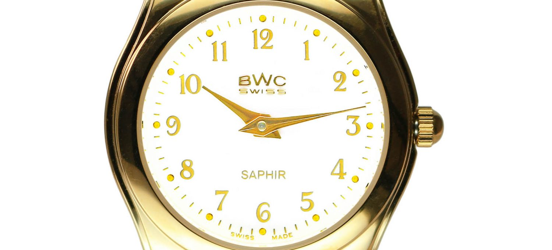 BWC-Swiss Damenuhr Ronda 1062 - 20039.51.12