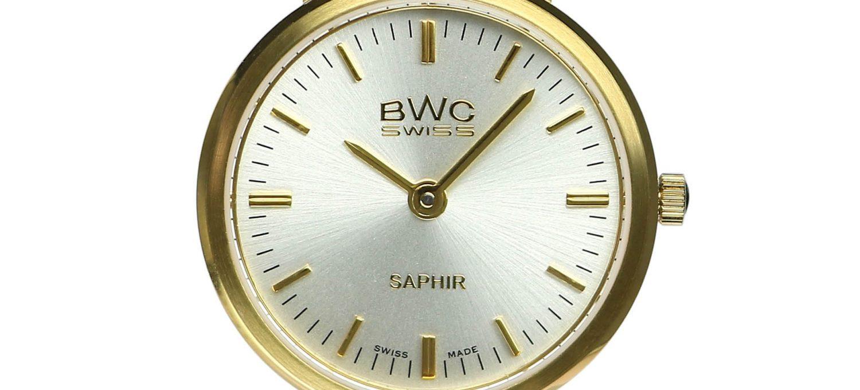 BWC-Swiss Damenuhr Ronda 1062 Swiss - 20040.51.52