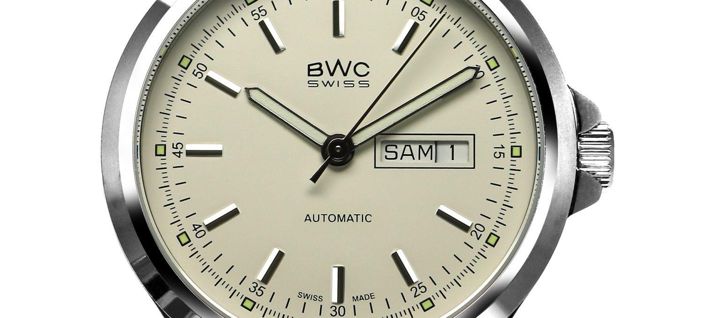 BWC-Swiss Automatikuhr ETA 2836 - 20053.50.01