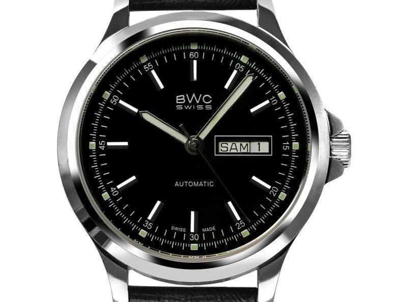 BWC-Swiss Automatikuhr ETA 2836 - 20053.50.02
