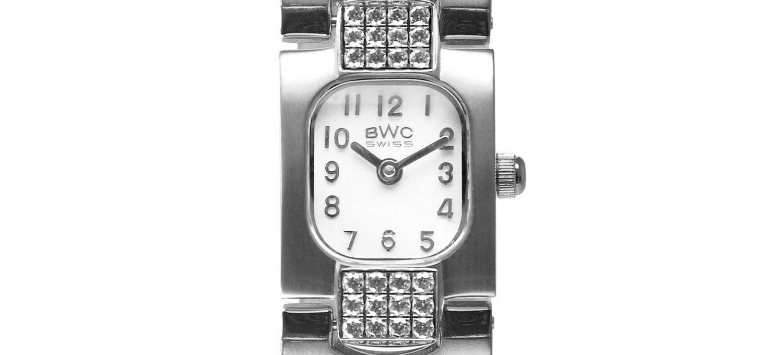 BWC-Swiss Damenuhr Ronda 751 Swiss - 20154.50.06