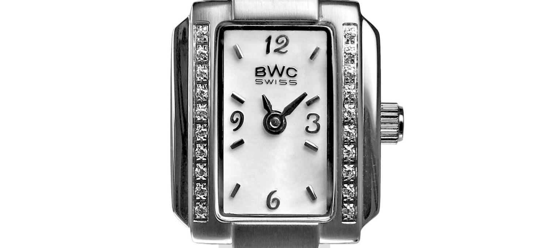 BWC-Swiss Damenuhr Ronda 751 Swiss - 20156.50.07