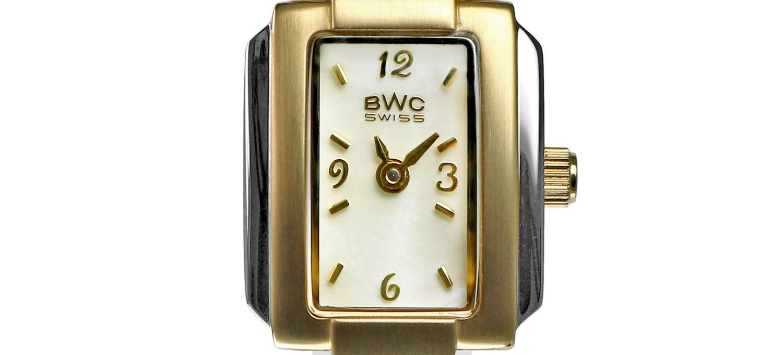 BWC-Swiss Damenuhr Ronda 751 Swiss - 20156.52.03