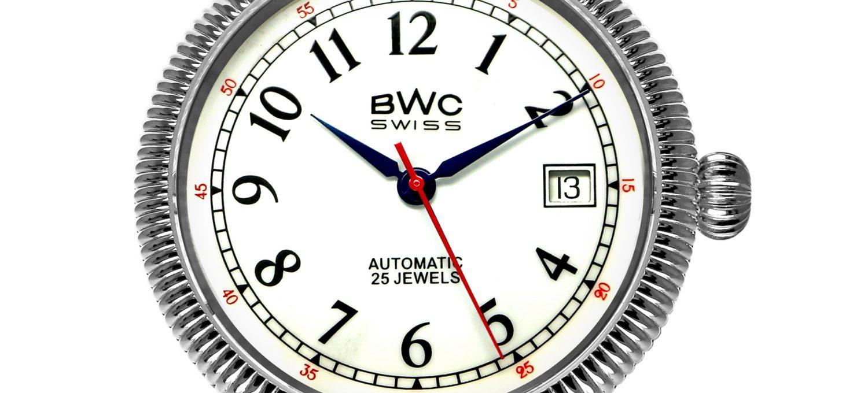 BWC-Swiss Automatikuhr ETA 2824.2 - 20768.50.31