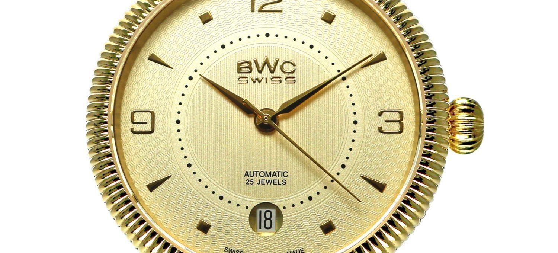 BWC-Swiss Automatikuhr ETA 2824.2 - 20768.51.39