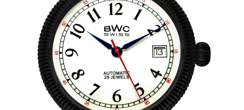 BWC-Swiss Automatikuhr ETA 2824.2 - 20768.54.33