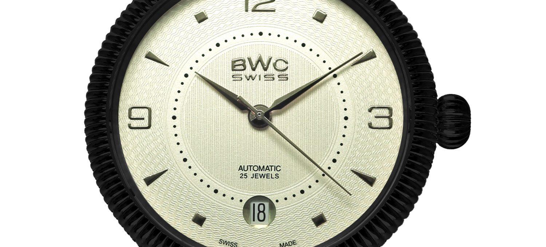 BWC-Swiss Automatikuhr ETA 2824.2 - 20768.54.41