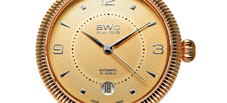 BWC-Swiss Automatikuhr ETA 2824.2 - 20768.57.40