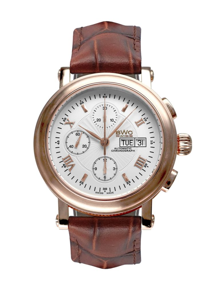 BWC-Swiss Automatik-Chronograph ETA 7750 - 20769.57.03