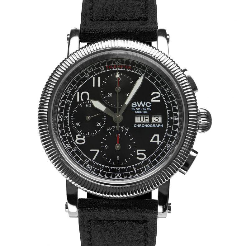 BWC-Swiss Automatik-Chronograph 20771.50.12