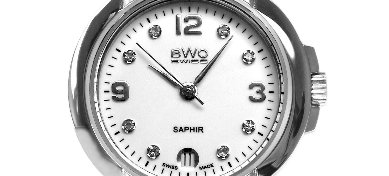 BWC-Swiss Damenuhr Ronda 785 Swiss - 20773.50.07