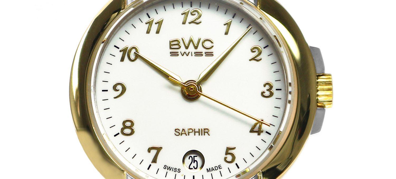 BWC-Swiss Damenuhr Ronda 785 Swiss - 20773.52.03