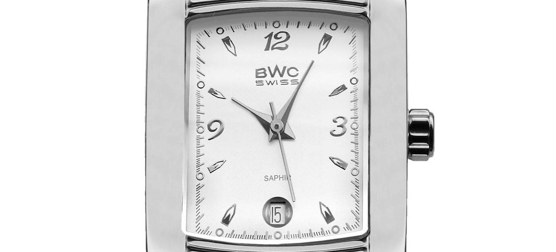 BWC-Swiss Damenuhr Ronda 785 - 20780.50.01