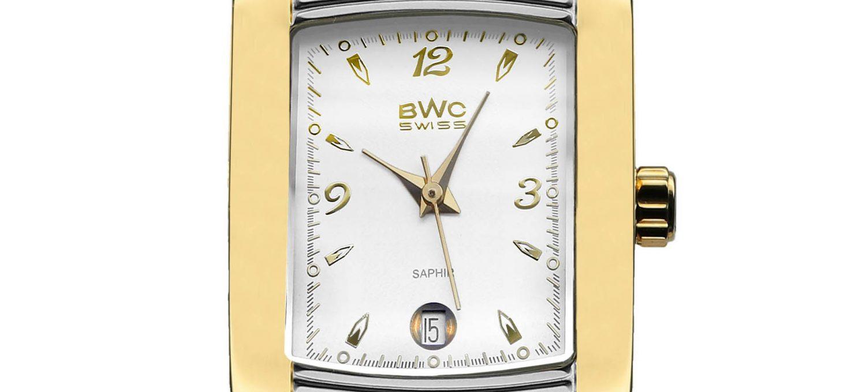 BWC-Swiss Damenuhr Ronda 785 - 20780.52.03