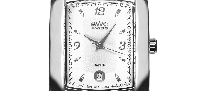 BWC-Swiss Quarzuhr Ronda 705 Swiss 20781.50.01