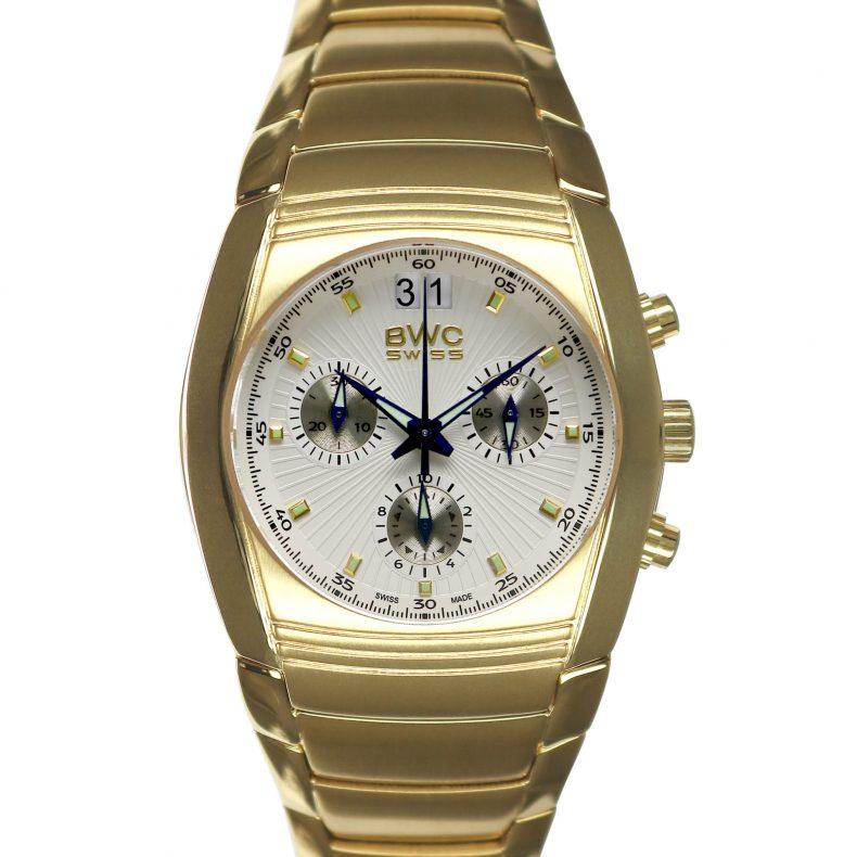 BWC-Swiss Quarz-Chronograph Ronda 5040.B 20787.51.06