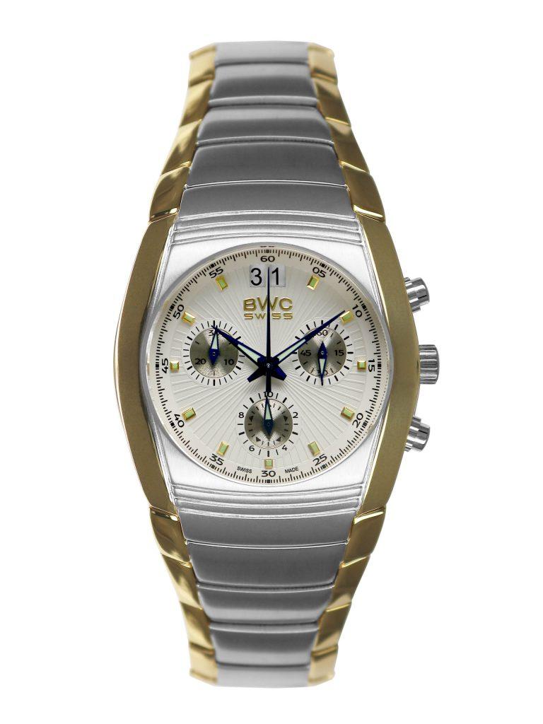 BWC-Swiss Quarz-Chronograph Ronda 5040.B 20787.52.04