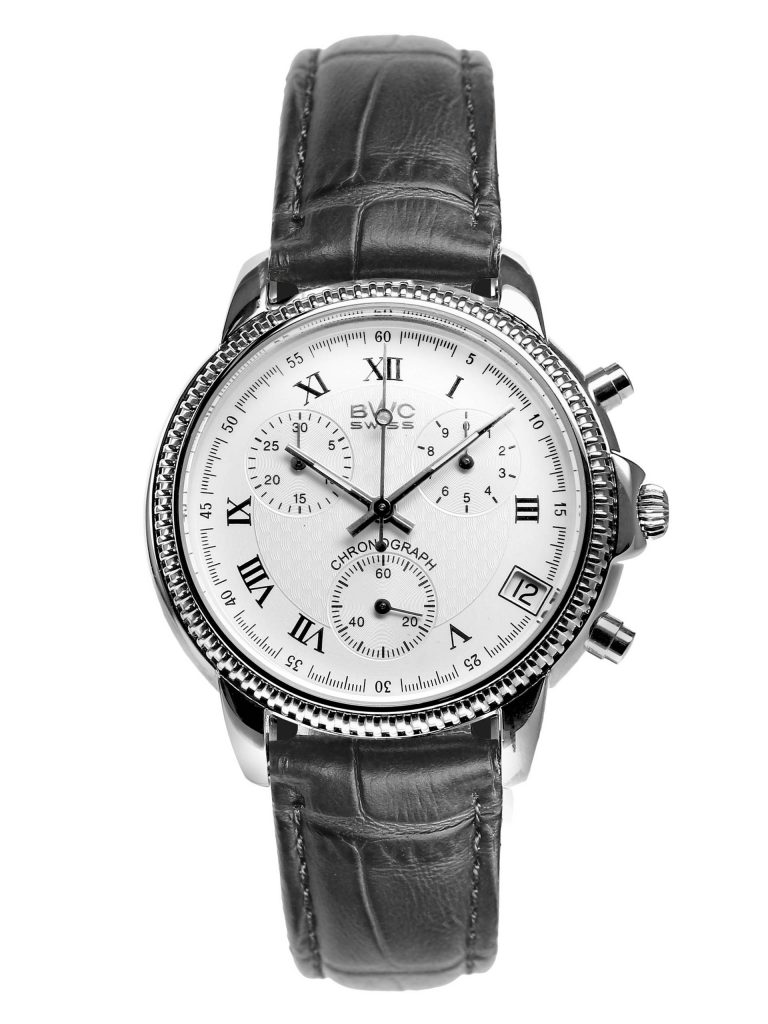 BWC-Swiss Quarz-Chronograph ETA G10.21A - 21095.50.01