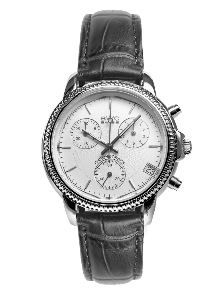 BWC-Swiss Quarz-Chronograph ETA G10.21A - 21095.50.07