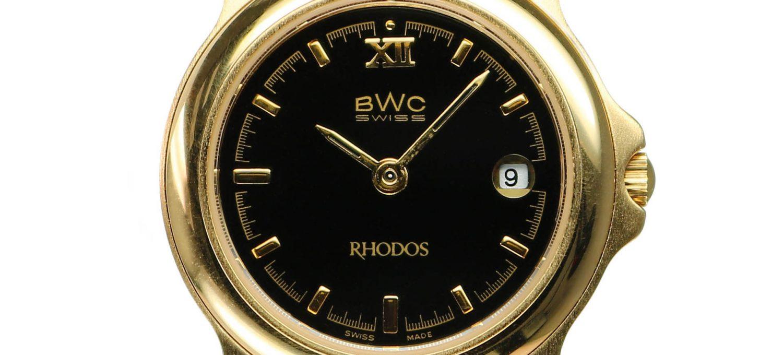 """BWC-Swiss Damenuhr """"Rhodos"""" ETA 956.111 - 295-3322-2-2"""